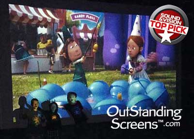 OutStanding Screens Children's Movie Event
