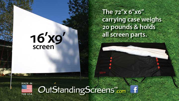 Photo of Outstanding Screens complete kit
